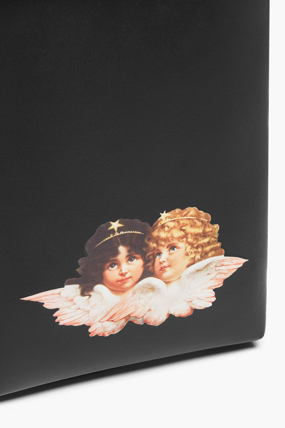 Icon Angels Phone Pouch Black