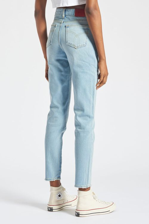Tara Tapered Jeans Blue