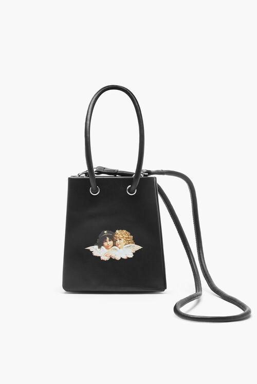 Angels Mini Handbag Black