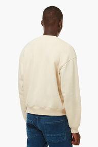 Mushroom Sweatshirt Cream