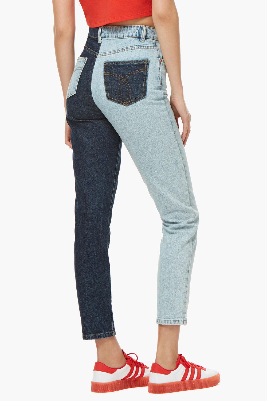 Tara 50/50 Tapered Jeans