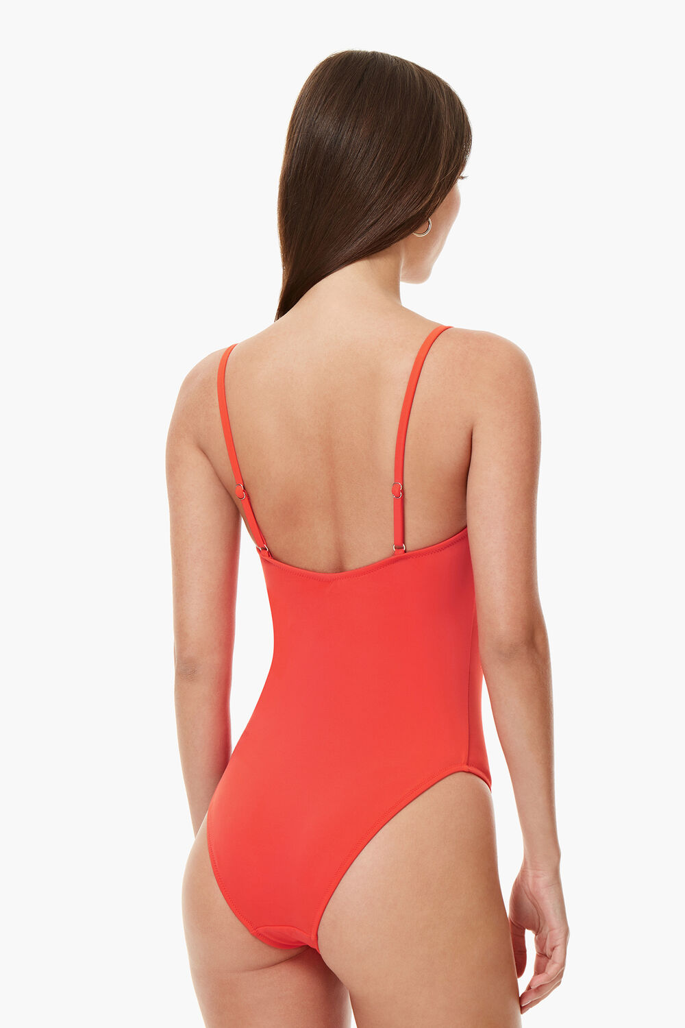 Angels Swimsuit Red