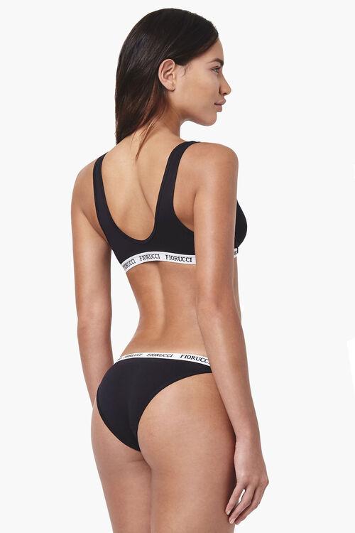 Logo Bikini Brief