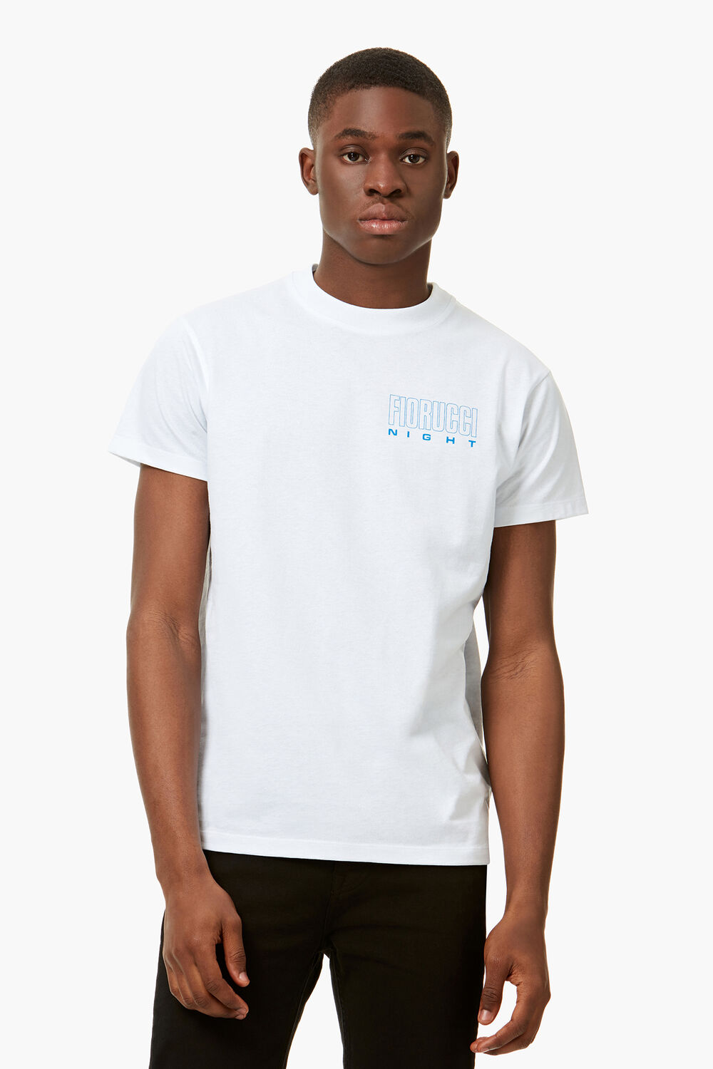 Night T-Shirt White