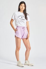 Commended Sweat Shorts Lilac