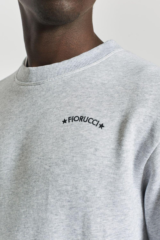 Star Logo Sweatshirt Grey