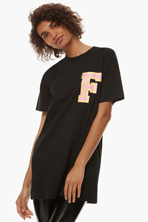 F Patch T-Shirt