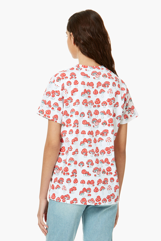 Mushroom Oversized T-Shirt