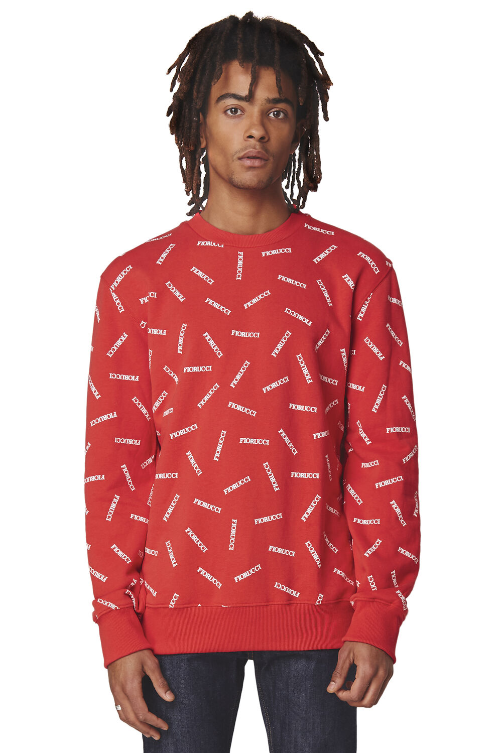 All Over Logo Sweatshirt