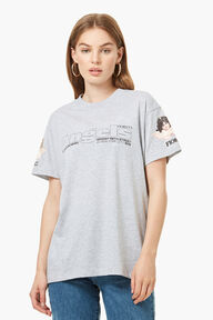 New York Angels T-Shirt Grey