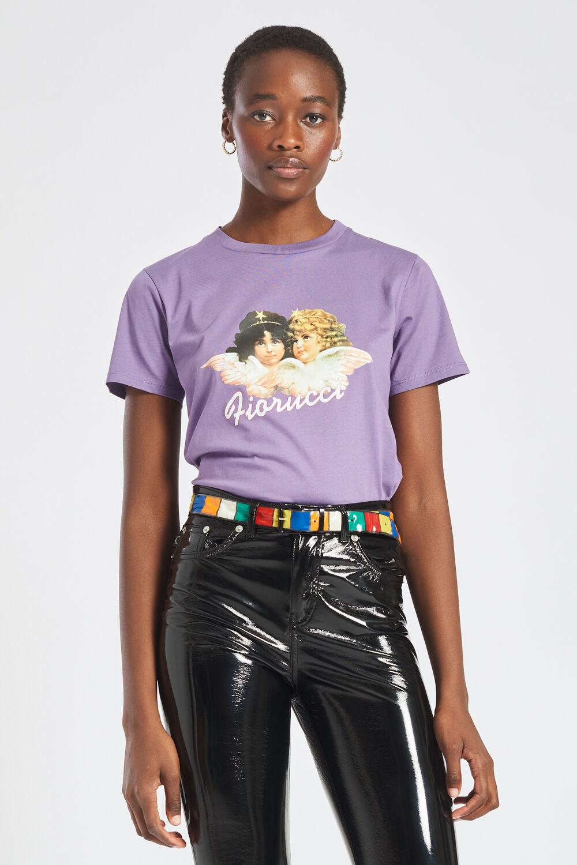 Angels T-Shirt Purple