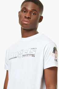 New York Angels T-Shirt White