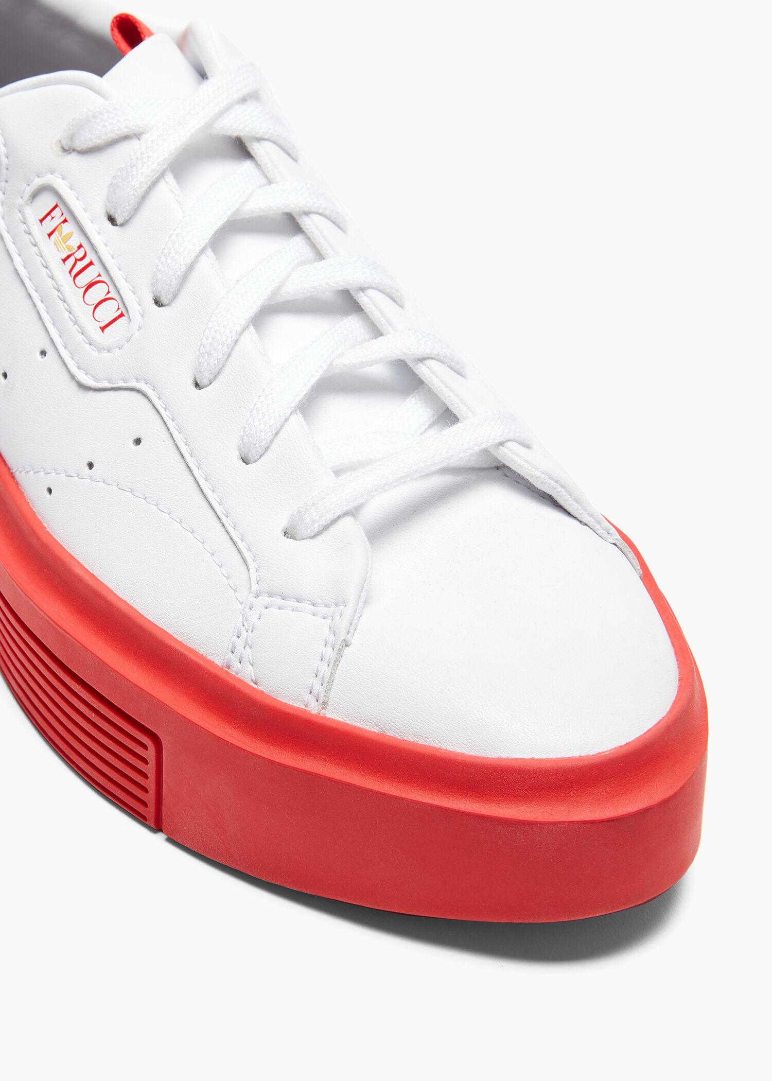 Adidas x Fiorucci Super Sleek Trainers