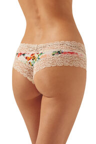Lace Cheeky Hipster