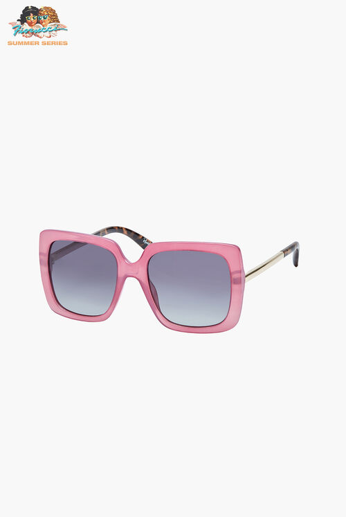 Reality Eyewear Azur Magenta Sunglasses