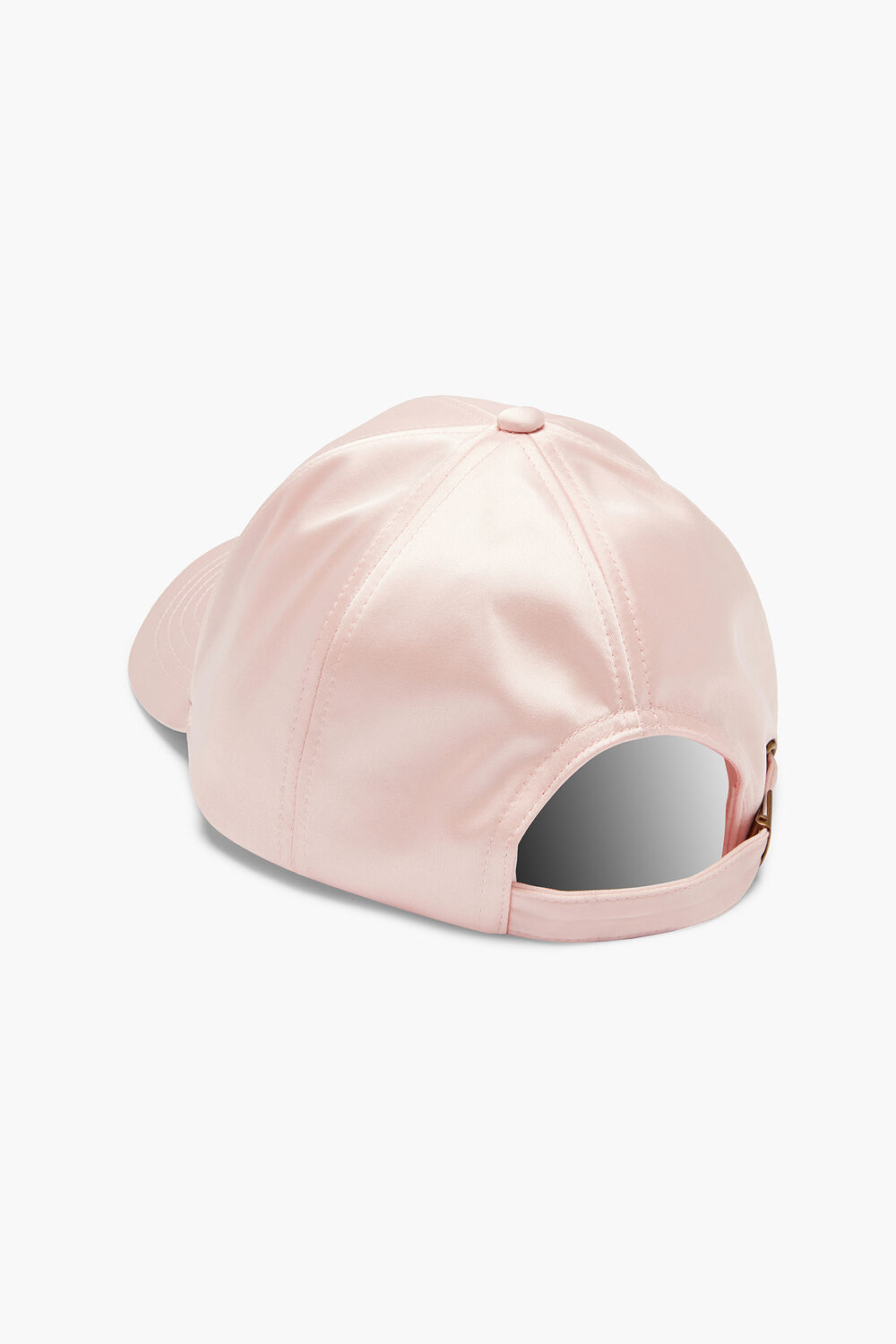 Star Embroidered Logo Cap Pink