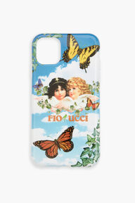 Butterfly Angels iPhone Case