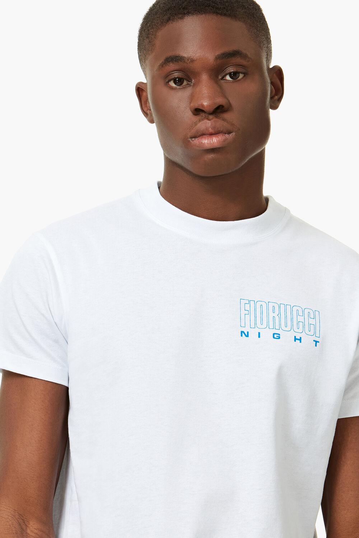Night T-Shirt White