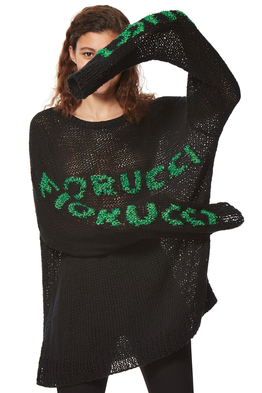 Handmade Logo Knitwear