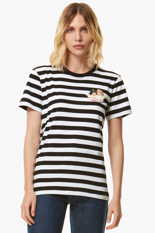 Stripe Angels T-Shirt